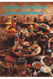 Aladdin konyhája - Raj Tamás, Oláh Tamás - Régikönyvek