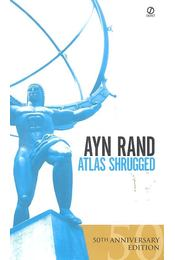 Atlas Shrugged - Rand, Ayn - Régikönyvek