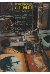 Tomorrow's World - Raymond Baxter, James Burke - Régikönyvek