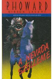 A Nevada Szelleme - Rejtő Jenő, P. Howard - Régikönyvek