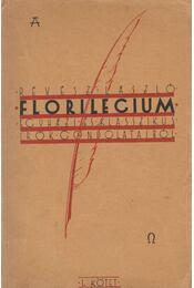 Florilegium I. kötet - Révész László - Régikönyvek