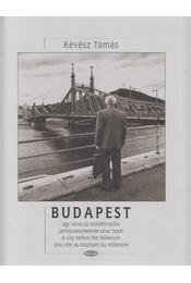 Budapest - Révész Tamás - Régikönyvek