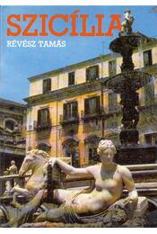 Szicília - Révész Tamás - Régikönyvek