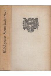 Sterne in der Nacht - Reymont, Wladyslaw St. - Régikönyvek