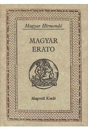 Magyar Erato - Réz Pál - Régikönyvek