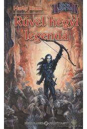 Rúvel hegyi legenda - Riann, Harby - Régikönyvek