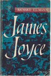 James Joyce - Richard Ellmann - Régikönyvek