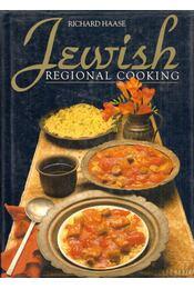 Jewish Regional Cooking - Richard Haase - Régikönyvek