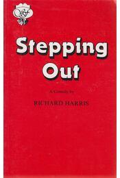 Stepping out - Richard Harris - Régikönyvek