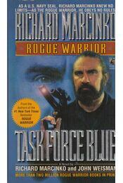 Task Force Blue - Richard Marcinko, John Weisman - Régikönyvek