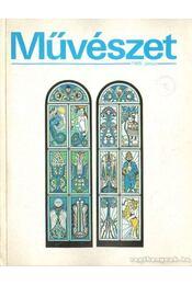 Művészet XXVI. évf.  1985/6. szám - Rideg Gábor - Régikönyvek