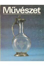 Művészet XXVI. évf. 1985/3. szám - Rideg Gábor - Régikönyvek