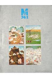 Művészet 74/1 - Rideg Gábor - Régikönyvek
