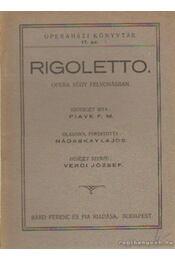 Rigoletto - Régikönyvek