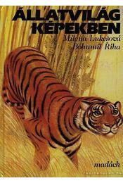 Állatvilág képekben - Riha, Bohumil, Lukešová Milena - Régikönyvek