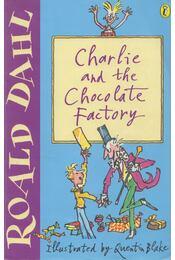 Charlie and the Chocolate Factory - Roald Dahl - Régikönyvek
