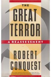 The Great Terror - Robert Conquest - Régikönyvek
