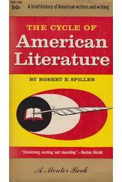 The cycle of American literature - Robert E. Spiller - Régikönyvek