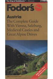 Fodor's Austria - Robert I. C. Fisher - Régikönyvek
