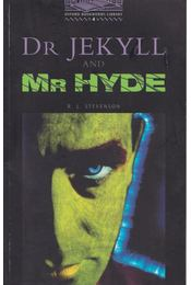 Dr. Jekyll and Mr. Hyde - Robert Louis Stevenson  - Régikönyvek