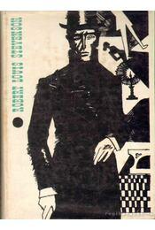 The Pavilon on the Links / The Strange Case of Dr. Jekyll and Mr. Hyde - Robert Louis Stevenson  - Régikönyvek