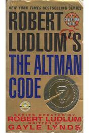 The Altman Code - Robert Ludlum, Gayle Lynds - Régikönyvek