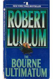 The Bourne Ultimatum - Robert Ludlum - Régikönyvek