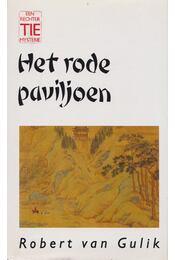 Het rode paviljoen - Robert van Gulik - Régikönyvek