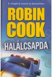 Halálcsapda - Robin Cook - Régikönyvek
