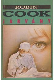 Járvány - Robin Cook - Régikönyvek