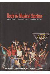 Rock és Musical Színház - Miklós Tibor - Régikönyvek