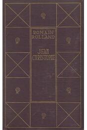 Jean Christophe V-VI. - Romain Rolland - Régikönyvek