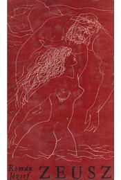 Zeusz (dedikált) - Román József - Régikönyvek