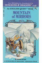 Mountain Of Mirrors - Rose Estes - Régikönyvek