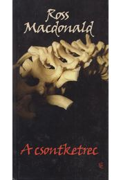 A csontketrec - Ross MacDONALD - Régikönyvek
