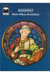Budapest - Róth Miksa emlékház - Fényi Tibor - Régikönyvek