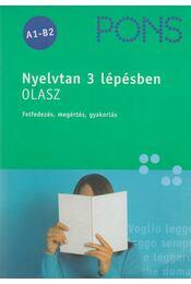 PONS Nyelvtan 3 lépésben - Olasz - ROVERE - FENATI, BATRICE - Régikönyvek