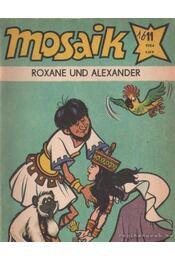 Roxane und Alexander - Mosaik 1984/11 - Régikönyvek