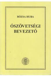 Ószövetségi bevezető - Rózsa Huba - Régikönyvek