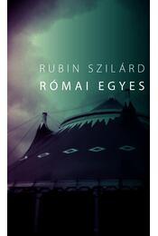 Római egyes - Rubin Szilárd - Régikönyvek