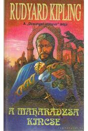 A maharadzsa kincse - Rudyard Kipling - Régikönyvek