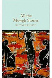 All the Mowgli stories - Rudyard Kipling - Régikönyvek