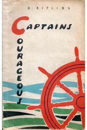 Courageous Captains - Rudyard Kipling - Régikönyvek