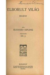 Elborult világ - Rudyard Kipling - Régikönyvek