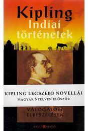 Indiai történetek - Rudyard Kipling - Régikönyvek