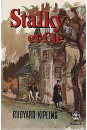 Stalky et Cie - Rudyard Kipling - Régikönyvek