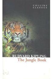 The Jungle Book - Rudyard Kipling - Régikönyvek