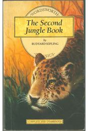 The Second Jungle Book - Rudyard Kipling - Régikönyvek
