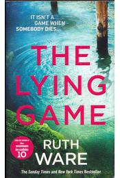 The Lying Game - Ruth Ware - Régikönyvek