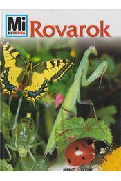 Rovarok - Sabine Steghaus-Kovac - Régikönyvek